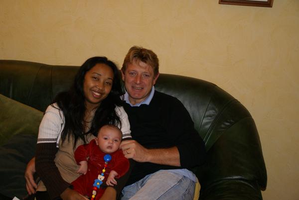 Maman et Papa en Normandie
